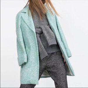 New Zara coat XS